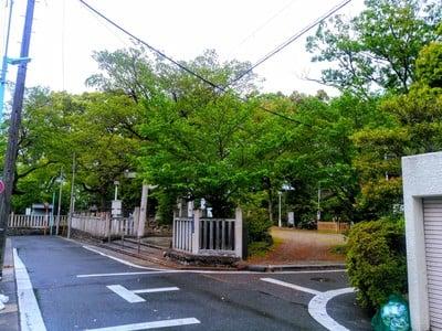 愛知県片山神社の写真