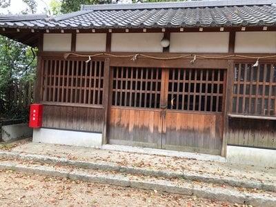 角宮神社の建物その他