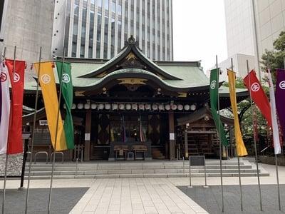 虎ノ門金刀比羅宮(東京都虎ノ門駅) - 本殿・本堂の写真