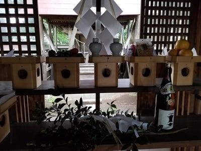 光円寺の近くの神社お寺|酒門神社