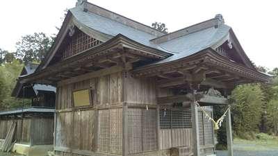三枝祇神社(茨城県)