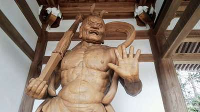 能仁寺の仏像