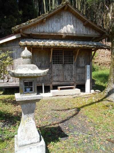 二宮神社(熊本県木上駅) - 本殿・本堂の写真