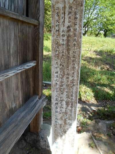 二宮神社(熊本県木上駅) - 未分類の写真