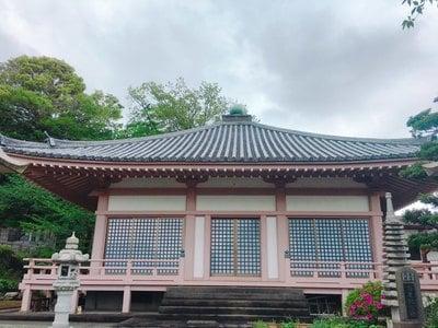 神奈川県弘誓院の本殿