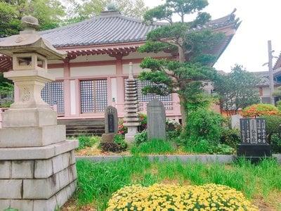 神奈川県弘誓院の写真