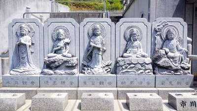 埼玉県豊泉寺の仏像