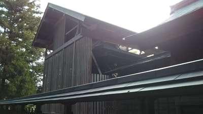 栃木県桜町二宮神社の本殿