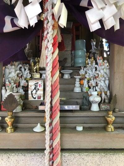 東京都下沼田氷川神社の本殿