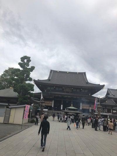 川崎大師(平間寺)の本殿