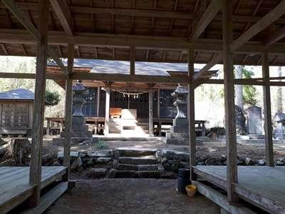 天狗田神社(岩手県)