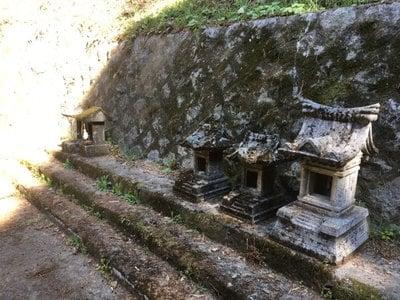 茨城県佐波々地祇神社の末社