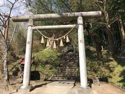 千葉県神明神社の写真