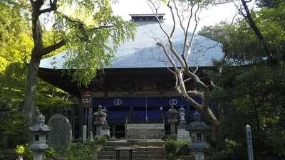 栃木県西明寺の本殿