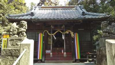 栃木県星宮神社の本殿