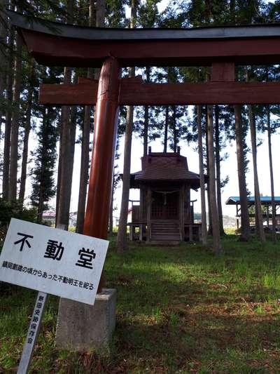 鎮岡神社(岩手県)