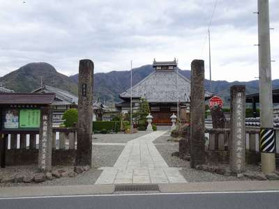 長野県蓮乗寺の写真