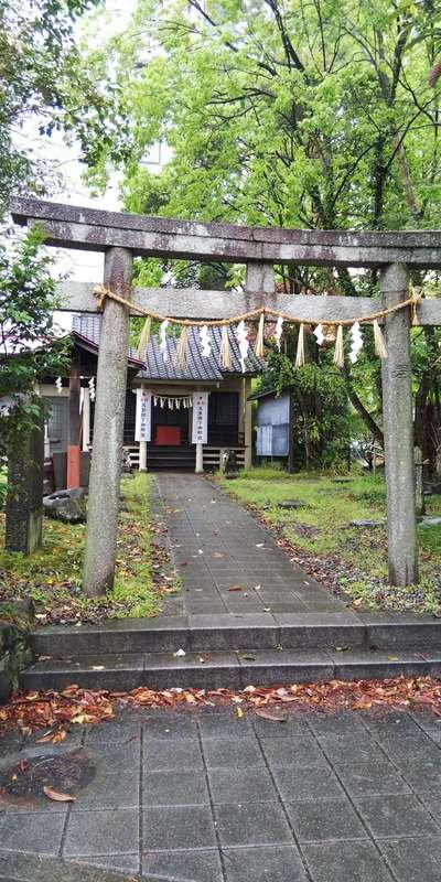 蛎崎神社(宮城県)