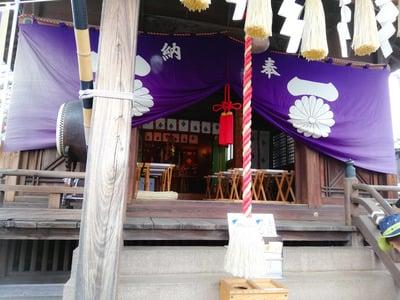 太田神社の本殿