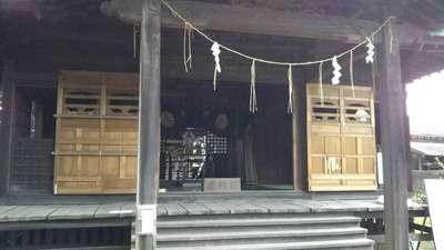 酒門神社(茨城県)