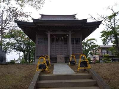 一ノ矢八坂神社の近くの神社お寺|大杉神社