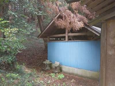 一ノ矢八坂神社の近くの神社お寺|芝崎神社