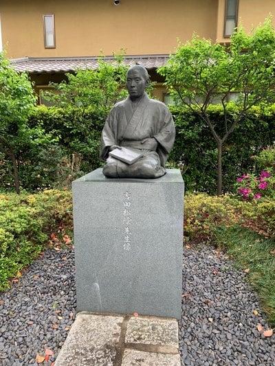 松陰神社(東京都松陰神社前駅) - 像の写真
