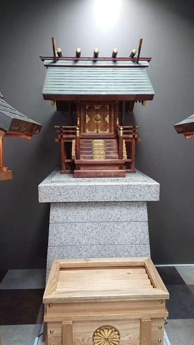 東京都タワー大神宮の本殿