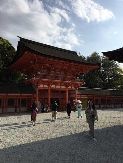賀茂御祖神社(下鴨神社)(京都府出町柳駅) - 未分類の写真