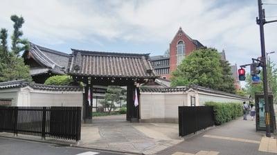 京都府大聖寺の山門