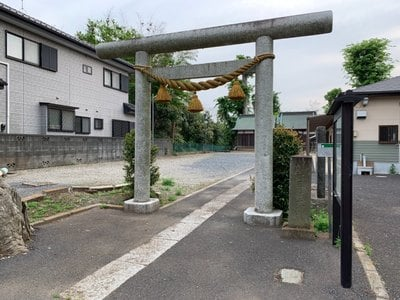千葉県三社大神の写真