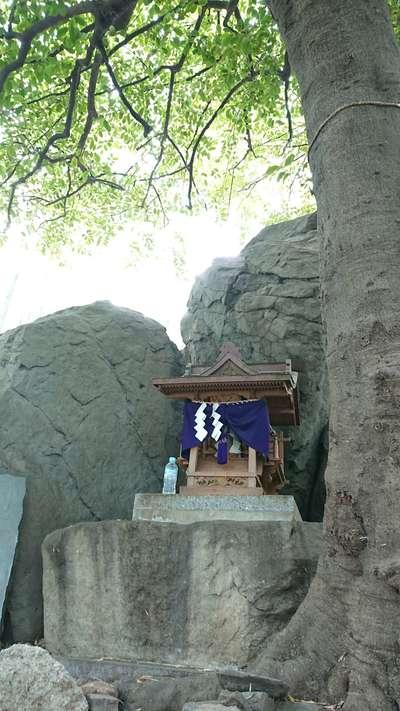 東光寺町稲荷神社の本殿