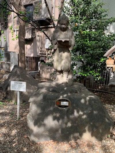 花園神社(東京都新宿三丁目駅) - 像の写真