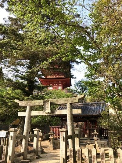 荒胡子神社(広島県)