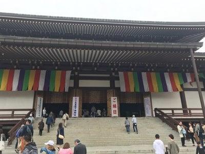 千葉県成田山新勝寺の本殿