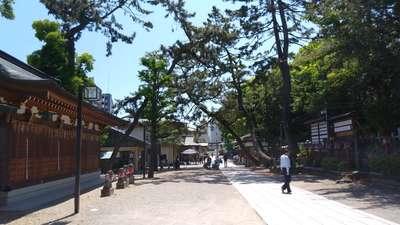 茨木神社(大阪府)