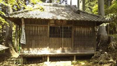 栃木県天満宮の本殿
