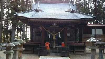 諏訪神社(茨城県袋田駅) - 未分類の写真