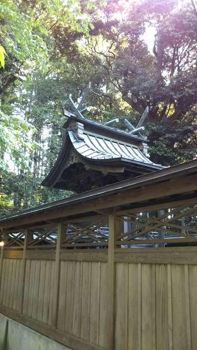 種殿神社(茨城県)