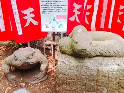 宝珠院(東京都赤羽橋駅) - 狛犬の写真