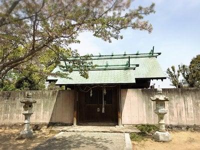 岡山県五香宮の写真