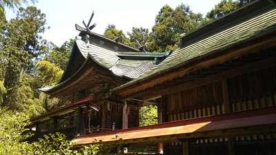 茨城県稲荷神社の写真