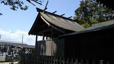 茨城県天神宮の写真