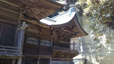 茨城県八幡神社の写真