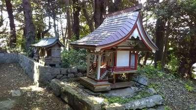 茨城県天満神社の末社