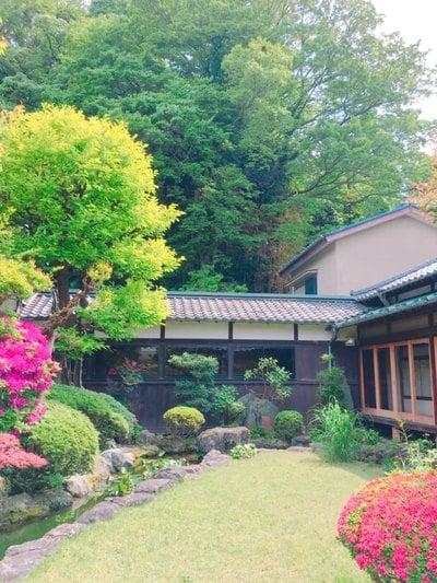 無量寺の庭園