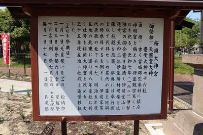 櫻岡大神宮の歴史