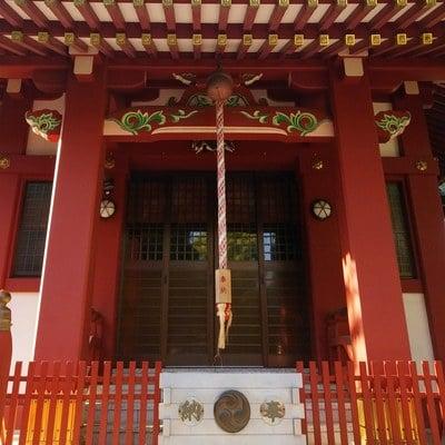 東京都香取神社の本殿