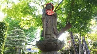 相頓寺の地蔵