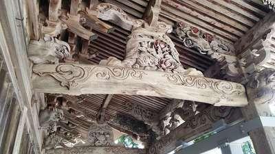 如法寺の芸術
